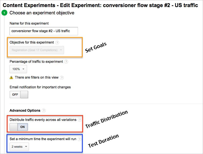 Google Experiments Tutorial