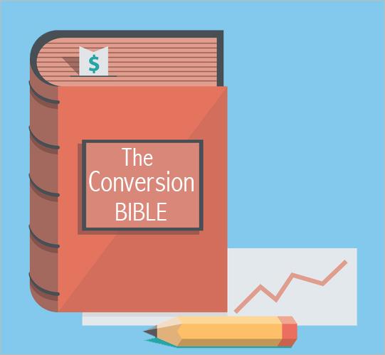Conversion bible