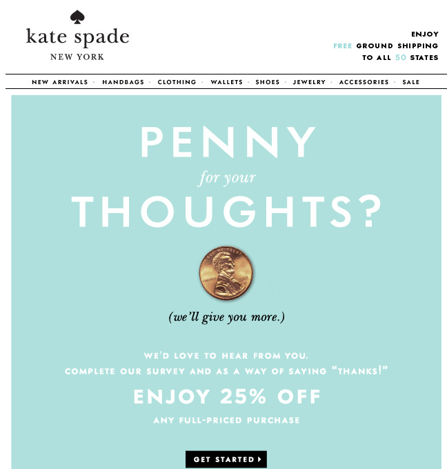 Kate-Spade-Survey-Email