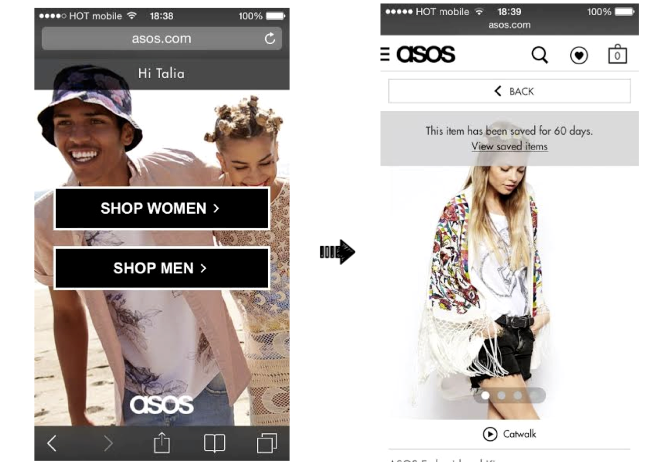 save for later asos