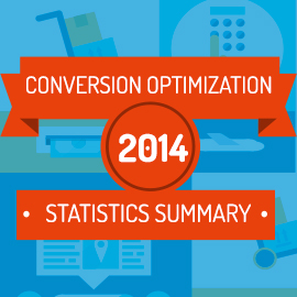 Top 2014 Conversion Optimization Statistics (Infographic)