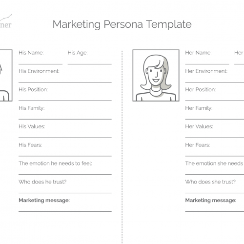 Step-By-Step Guide To Creating A Marketing Persona