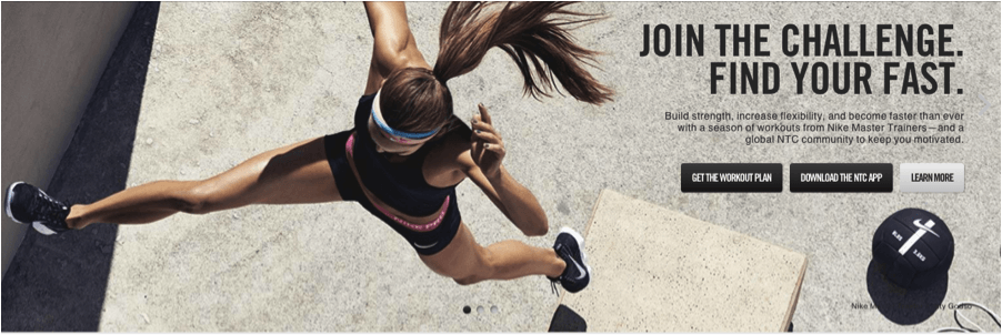 Nike Challenge Ad