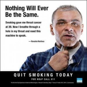 Quit Smoking Ad