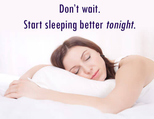 Sleep Better Ad