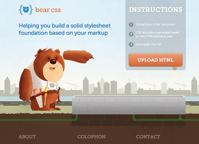 landing-page-bear-example