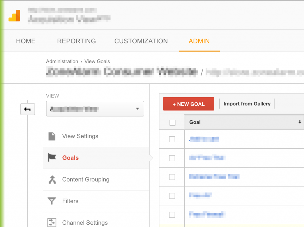 Set Up Goals in Your Google Analytics With These 3 Easy Steps image 1
