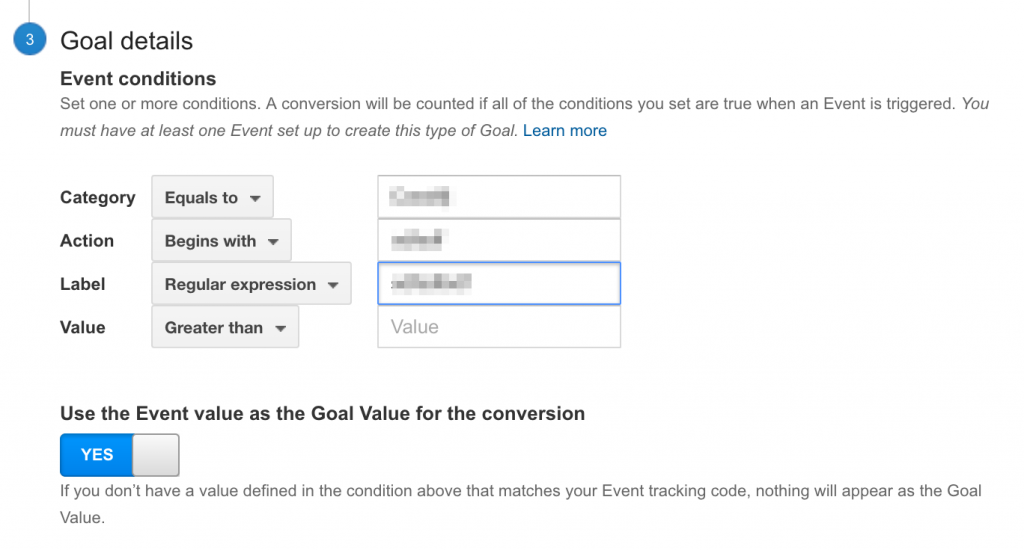 Set Up Goals in Your Google Analytics With These 3 Easy Steps image 8